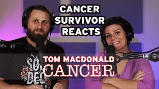 Tom MacDonald Cancer // Cancer Survivor Reaction // Pastor Rob Reacts