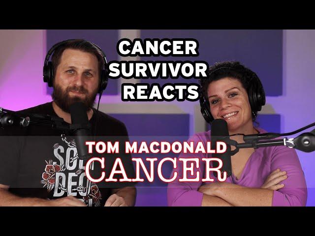 Tom MacDonald Cancer // Cancer Survivor Reaction // Pastor Rob Reacts