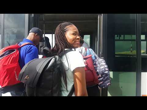 🇬🇭 GHANA VLOG 2: The arrival 🛬
