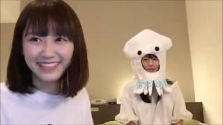 NGT48の「かとみな」こと加藤美南さんが、イカの被り物で変身する。そこ...