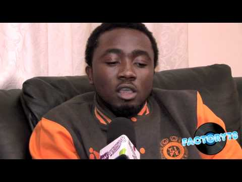 FACTORY78 EXCLUSIVE - iceprince interview.mov