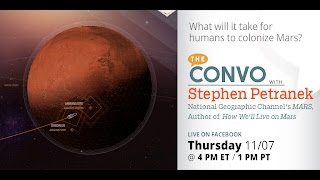Heres How Humans Will Survive on Mars...