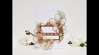 Honey Bee Stamps & WOW Embossing powder Collaboration Blog Hop
