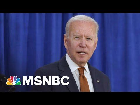 Biden Dismisses Latest Infrastructure Offer From GOP