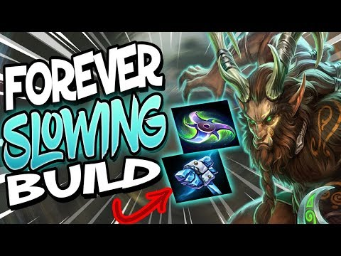Smite: Forever Slowing Cernunnos Build - The Slow Is Actually SO STRONG!