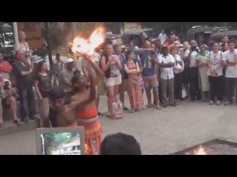 Colombo, Sri Lanka  - A day trip to Kandy - Fire Walking