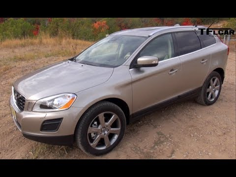 2013 Volvo XC60 T6 AWD First Drive & Review