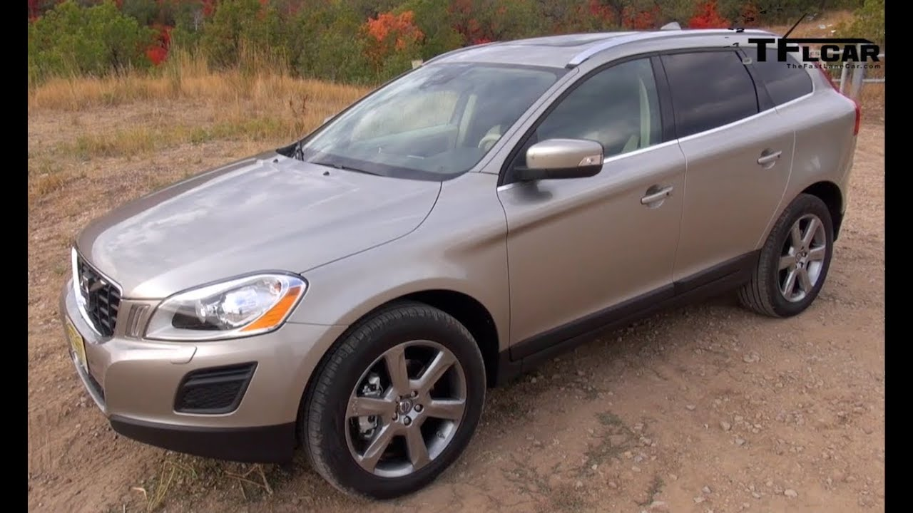 2013 volvo xc60 t6 awd first drive review youtube. Black Bedroom Furniture Sets. Home Design Ideas