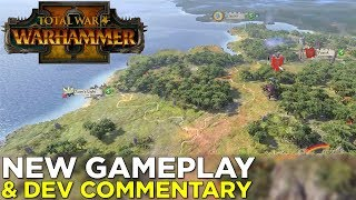 Total War: Warhammer II — SKAVEN GAMEPLAY & Developer Commentary!
