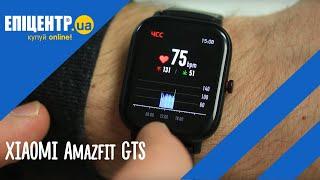 Смарт годинник Xiaomi Amazfit GTS – огляд характеристик і функцій