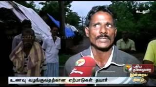 Rain continues in Cuddalore, precautionary measures underway