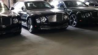 Sick line up at Bentley Gold Coast