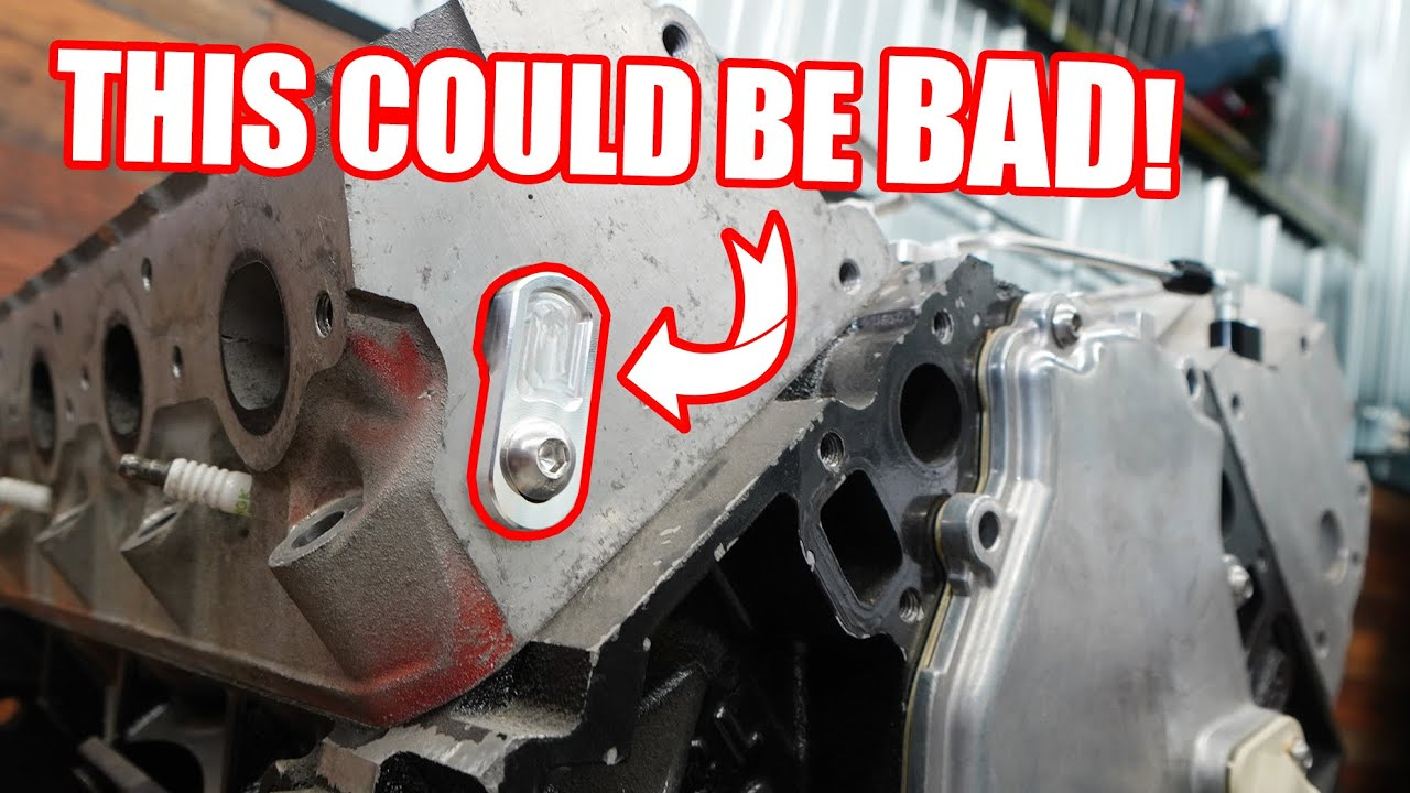Don T Let Your Ls Freeze Plugs Fall Out Billet Frost Plug Brackets Tech Tip Tuesday Youtube