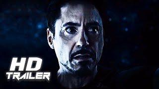 AVENGERS 4: Teaser Trailer - The End Game (2019) Chris Evans, Brie Larson | MCU Tribute Fan Edit