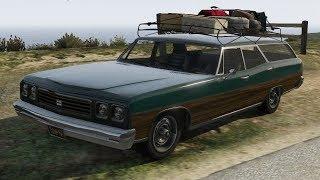 Regular Car Reviews: San Andreas - 1967 Dundreary Regina