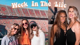 Week Vlog | What I Eat, VegFest, Halloween Party, Clemson Game, + More!
