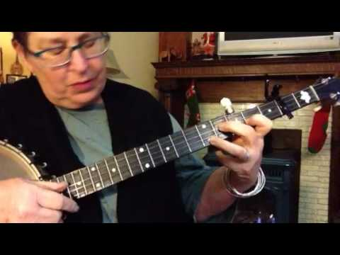 Cold Frosty Morning clawhammer banjo