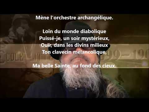 Sainte Cécile - Émile Nelligan lu par Yvon Jean