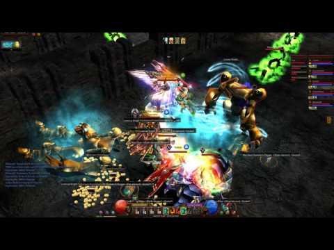 [MU Online] Golden Colossus 3