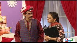 Sawa Teen 17 April 2016 -  Comedy Show With Iftikhar Thakur