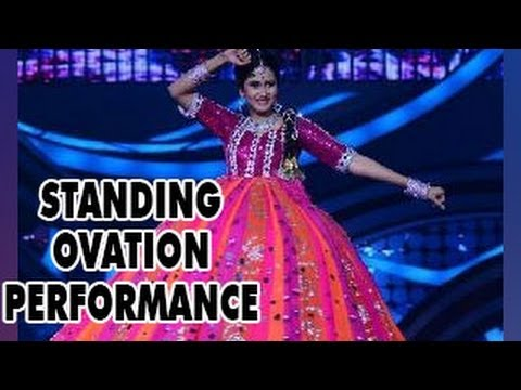 Nach Baliye 5 Ravi Sargun Get Standing Ovation On Nach Baliye 5 2nd March 2013 Youtube