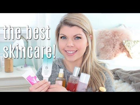 BEST ORGANIC SKINCARE + SECRETS TO HOW I CLEARED MY SKIN