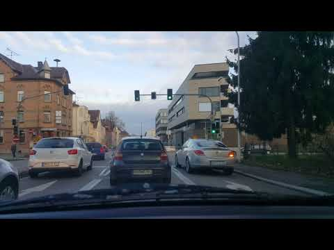 Joey´s Roadmovies [039|Leingarten - Stuttgart|1/2] Scheiß Rush Hour! Heilbronn geht noch...