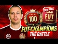 FIFA 17 FUT CHAMPIONS TOP 100 BATTLE! MY BEST & MOST IMPORTANT GAMES IN ULTIMATE TEAM