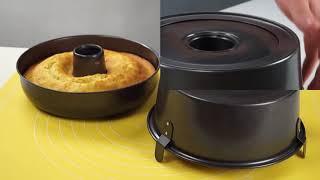 Обзор «Форма для выпечки кекса Tescoma