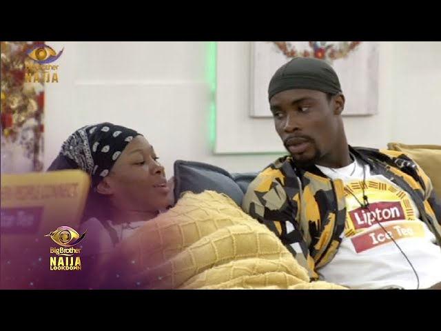 Day 66: 'Stop talking to us you are not here' — Vee | Big Brother: Lockdown | Africa Magic
