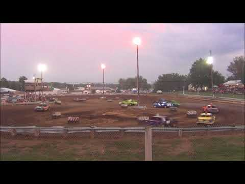 Keokuk County Expo Prostock Top Ten 9 2 17
