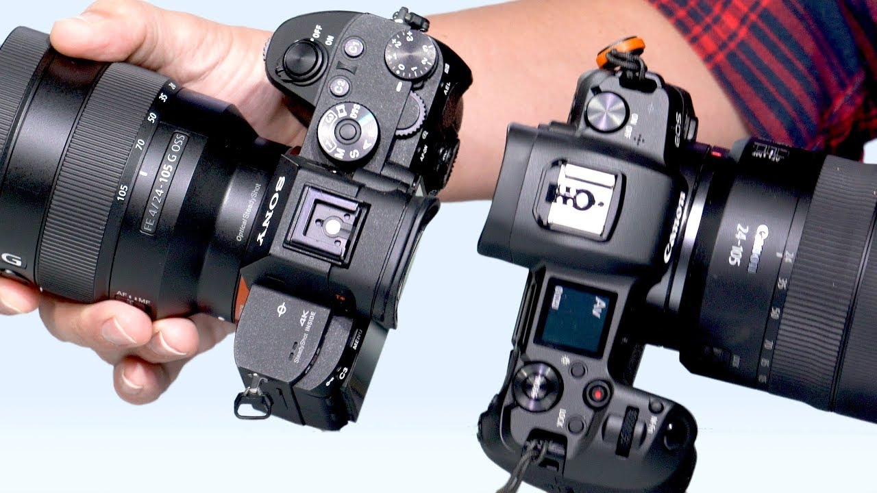 Canon EOS R vs Sony a7 III Review: Full-frame mirrorless ...