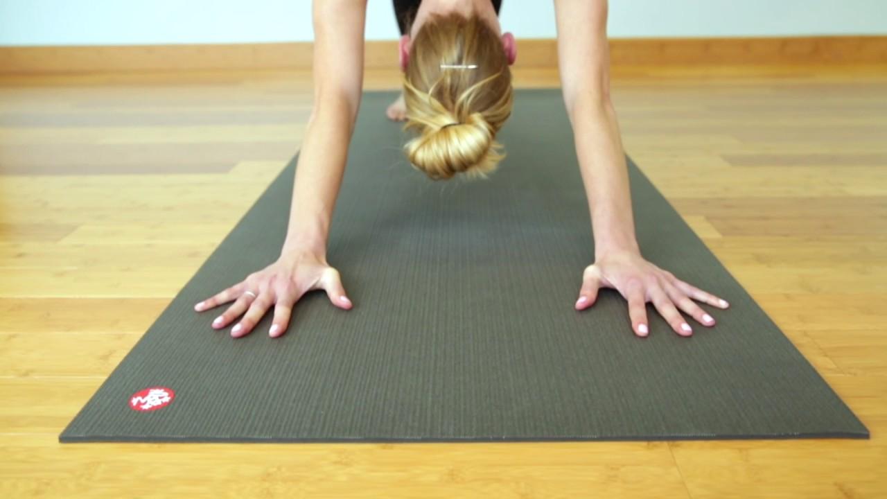 10351d062fb2 Manduka PRO® Yoga Mat Review - YouTube