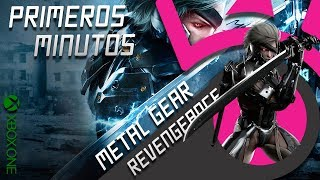 Vídeo Metal Gear Rising: Revengeance