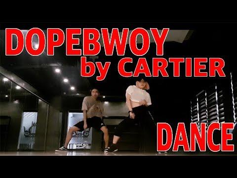 [DASURI CHOI] DOPEBWOY by CARTIER DANCE with MACKY QUIOBE EP.4