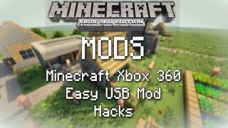 Minecraft Xbox 360 USB Mod: Remove Creative Flag