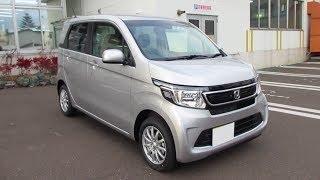 2013 New Honda N-WGN - Exterior & Interior