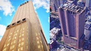 ¿Was Geht Hier Vor? Der Mysteriöseste und Geheimste Wolkenkratzer New Yorks! Video