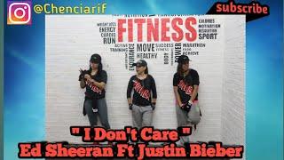 """ I Don't Care By Ed Sheeran Ft Justin Bieber / Zumba At BFS Studio , Sangatta, Kaltim Video"