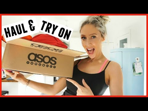 HAUL & TRY ON - ASOS & H&M  OCTOBER 2017 | The Offiongs UK Family Vloggers