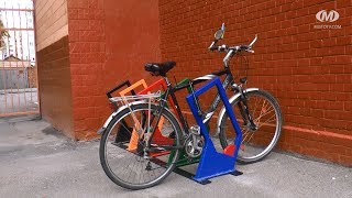 Велопарковки олівці