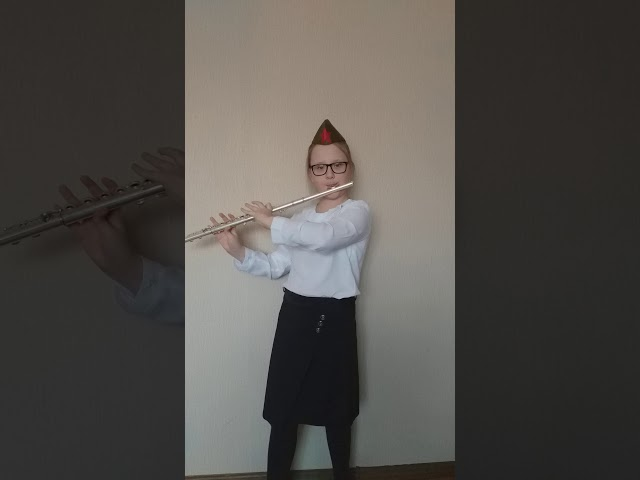 №48 Тарасова Полина. Флейта