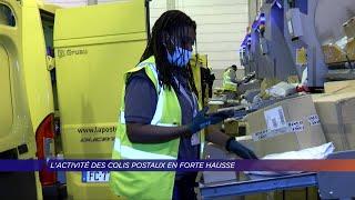 Yvelines | L'activité des colis postaux en forte hausse