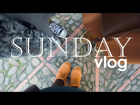 PALERMO SUNDAY VLOG #1 Steve McCurry's Exhibition and Shopping | Dragonfly's Heart