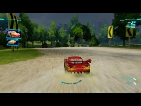 Cars 2 Xbox 360 Gameplay | Request №1