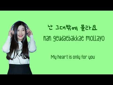 Sungjae BTOB Ft Joy Red Velvet - Bbyu Couple - Young Love Lyrics