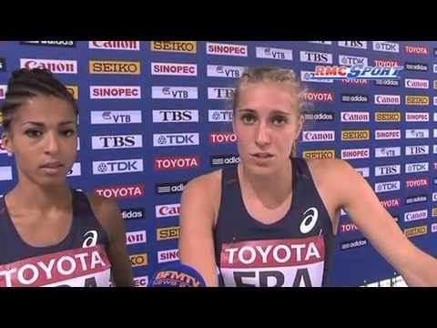 Mondiaux d'Athlétisme / Les Françaises en finale du relais 4x400M - 16/08