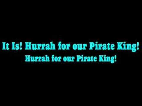 Pirates of Penzance Sing Along: The Pirate King