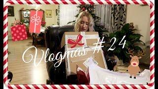 VLOGMAS 24 | WIGILIA | Olciiak
