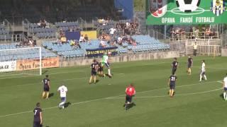 Slezský FC Opava – 1. SC Znojmo FK 2:3